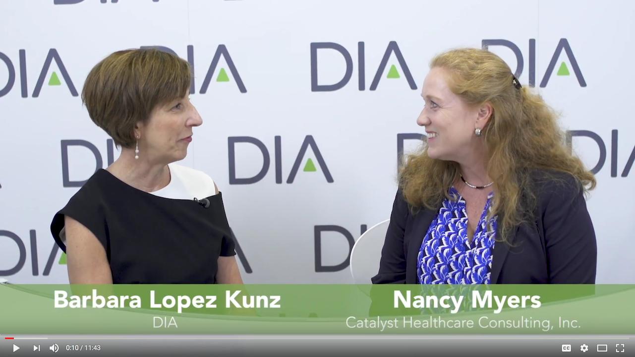 Video: Analyzing Innovation's Progress in the Gottlieb Era; Watch Catalyst's Nancy Myers Highlight Key areas of Modernization at FDA